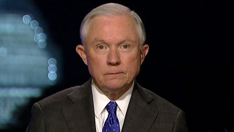 Sessions calls Obama's executive action a 'power grab'