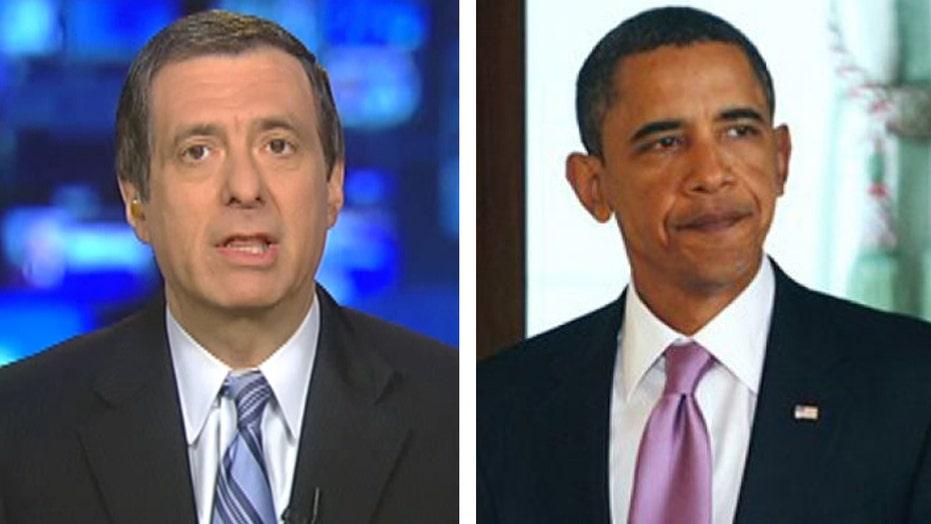 Kurtz: Obama media blitz drowned out critics