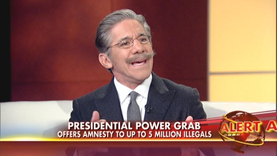 Geraldo Rivera on Obama's executive action on immigration