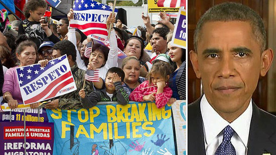 A look at Obama's executive immigration action