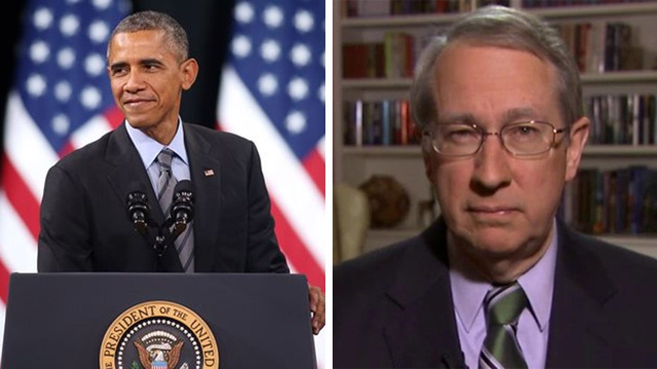 Rep. Goodlatte on GOP response to Obama's immigration action