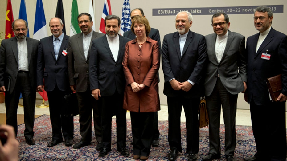 World powers reach nuke deal