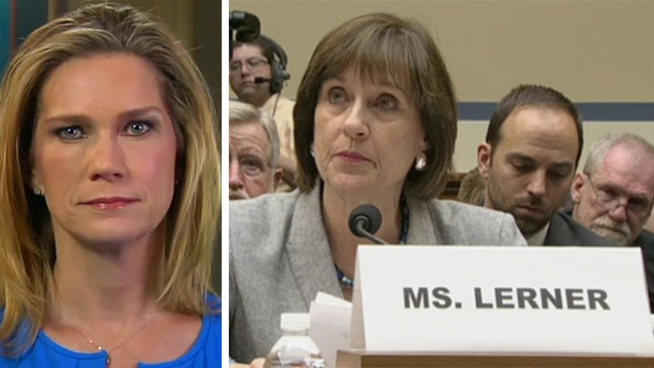 IRS targeting scandal victim on discovery of 'lost' emails