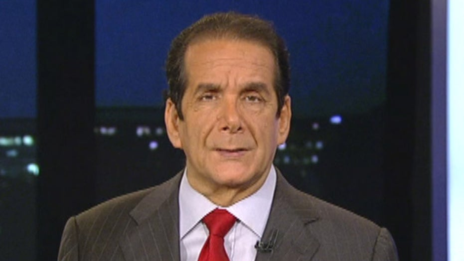 """Krauthammer: Holder's Ferguson Comments """"Astonishing"""""""