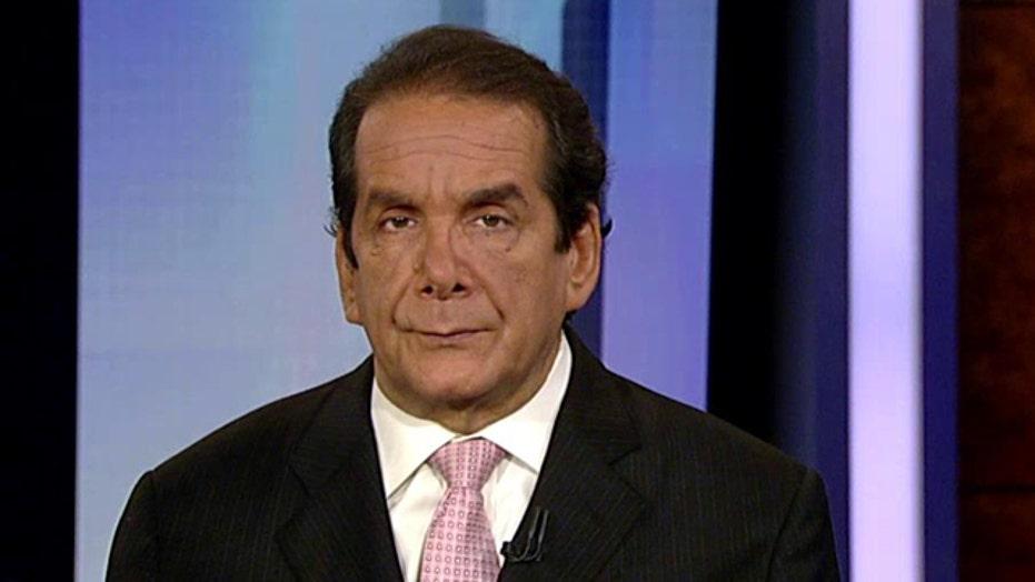 Krauthammer: Obama's Gitmo prisoner release ideological