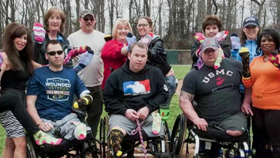 Meet the 'Mighty Moms of Walter Reed'