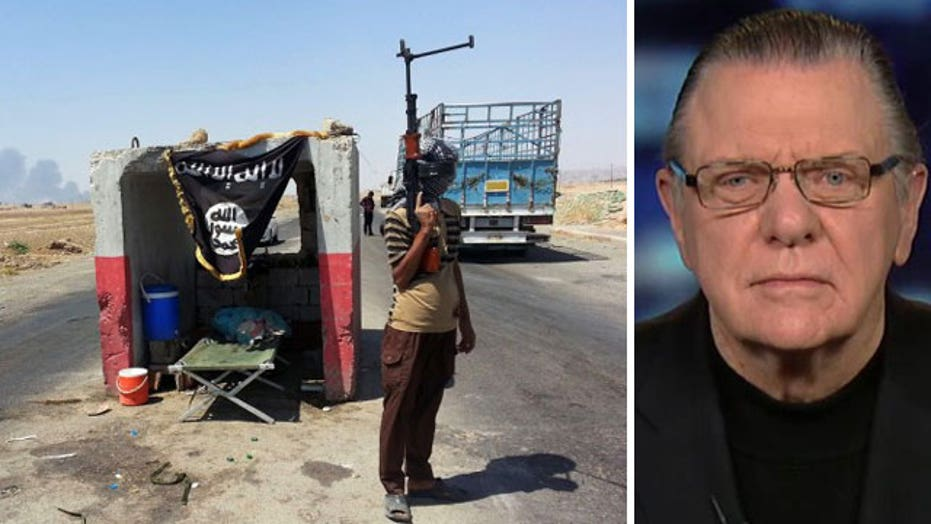 Reports: ISIS spreading into Northern Africa