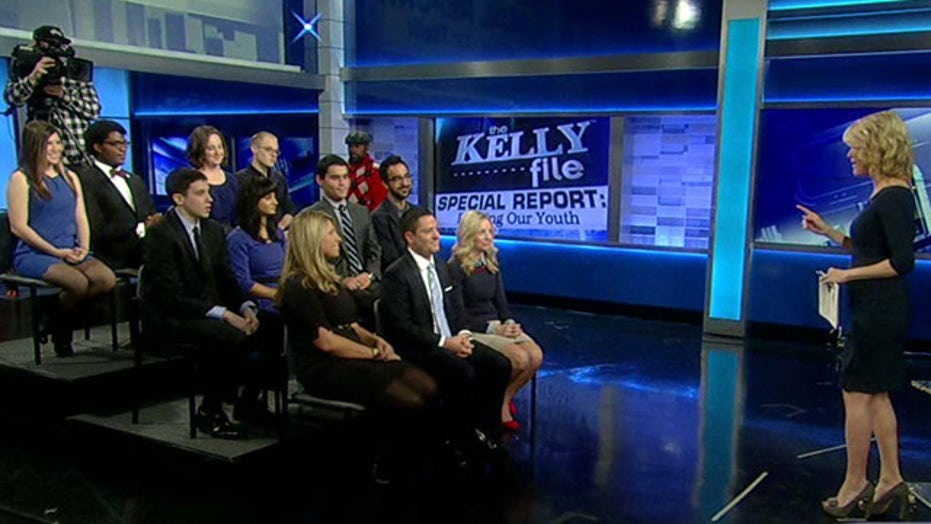 'The Kelly File': Robbing Our Youth