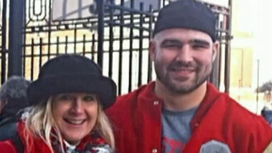 Police identify body of Ohio State football player
