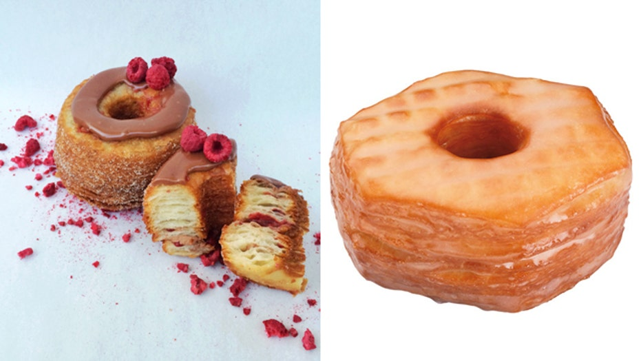 Taste Test: Cronut vs. Donut