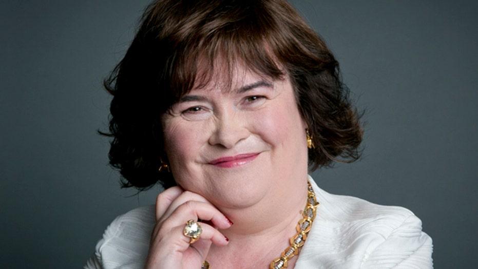 Susan Boyle: 1st boyfriend at 53