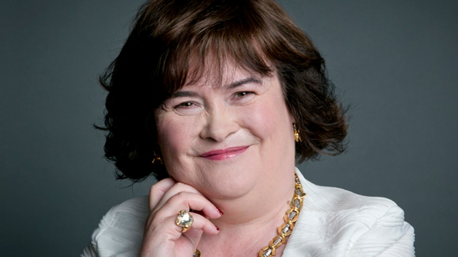 Susan Boyle: 1st boyfriend at 53