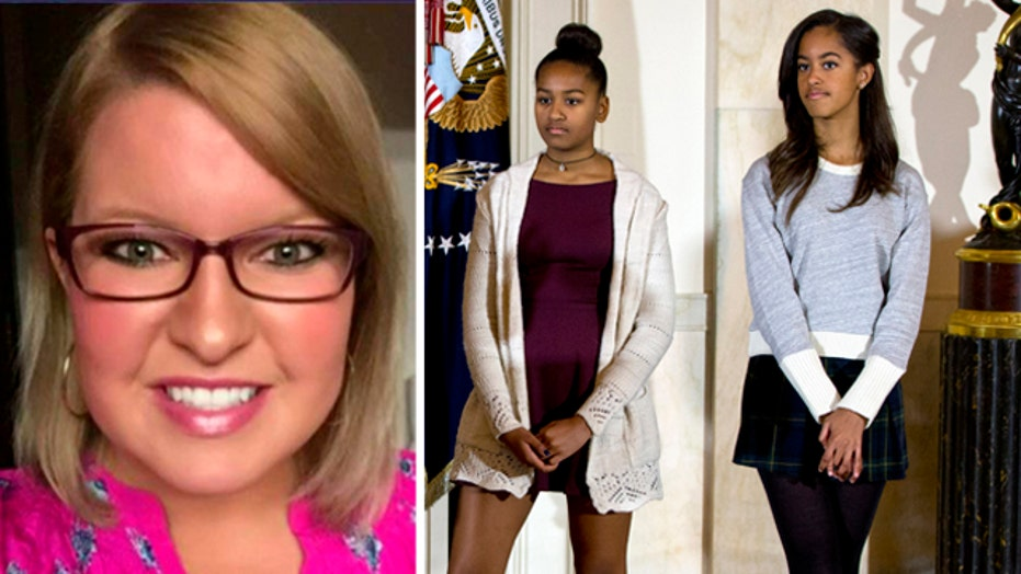 GOP aide resigns over controversial post on Obama daughters