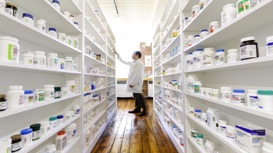A pharmacy in a box