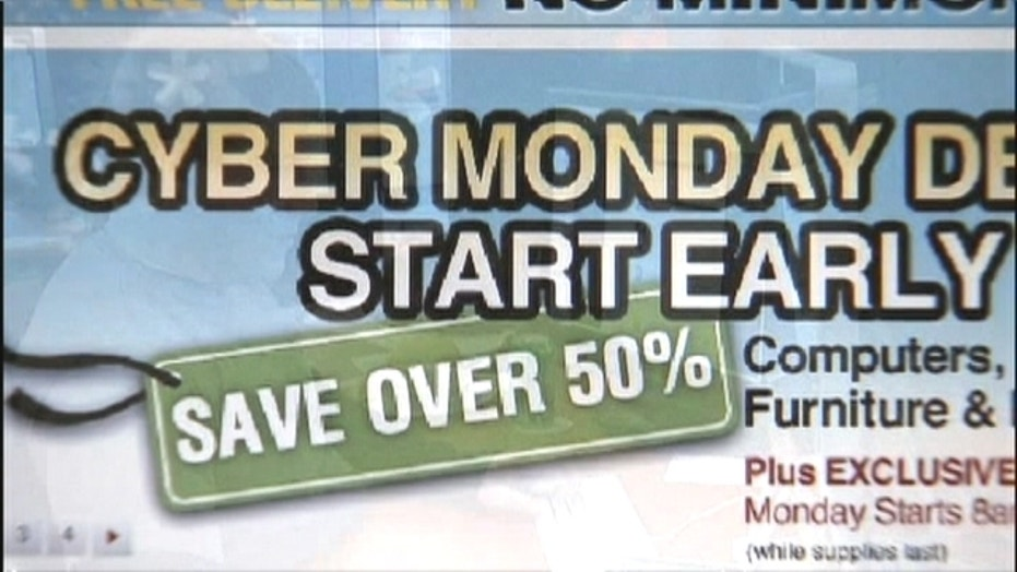 Cyber Monday could bring billions in online sales