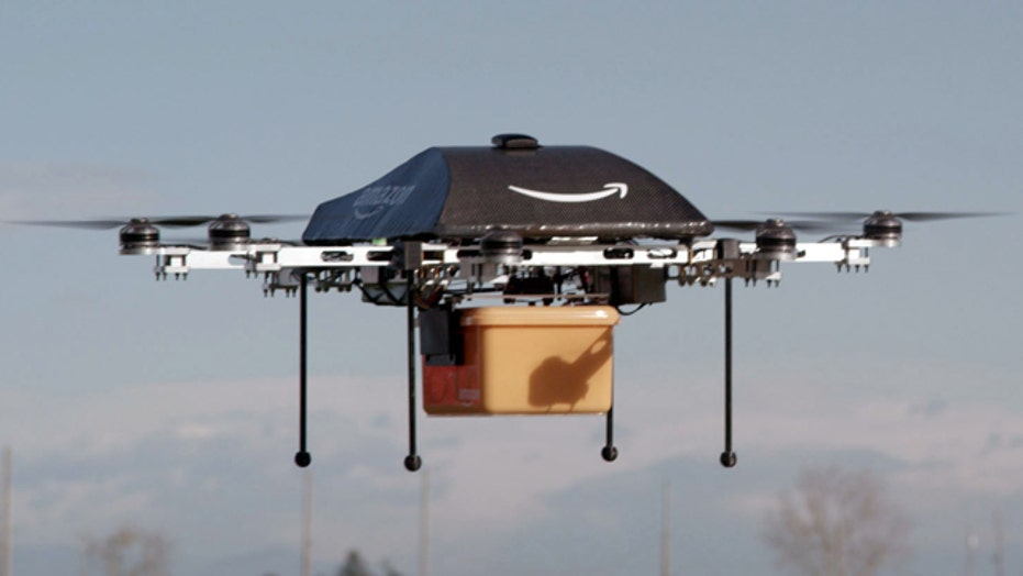 Drone delivery a real possibility for Amazon?