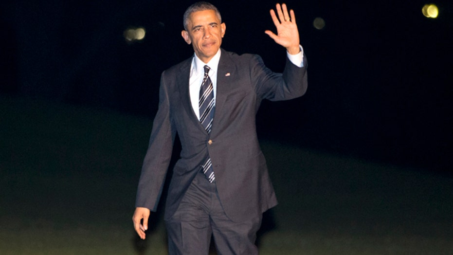 House Republicans target Obama's immigration 'power grab'