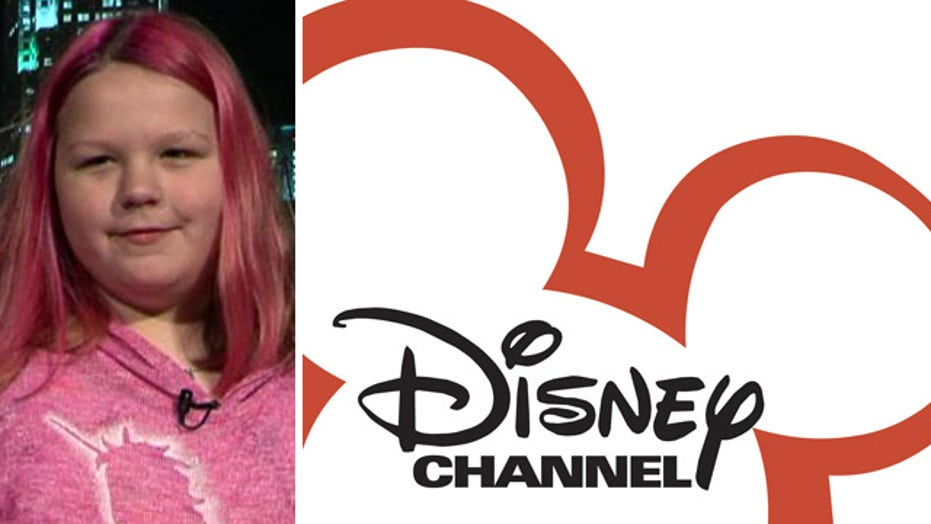 Is Disney Channel censoring God?