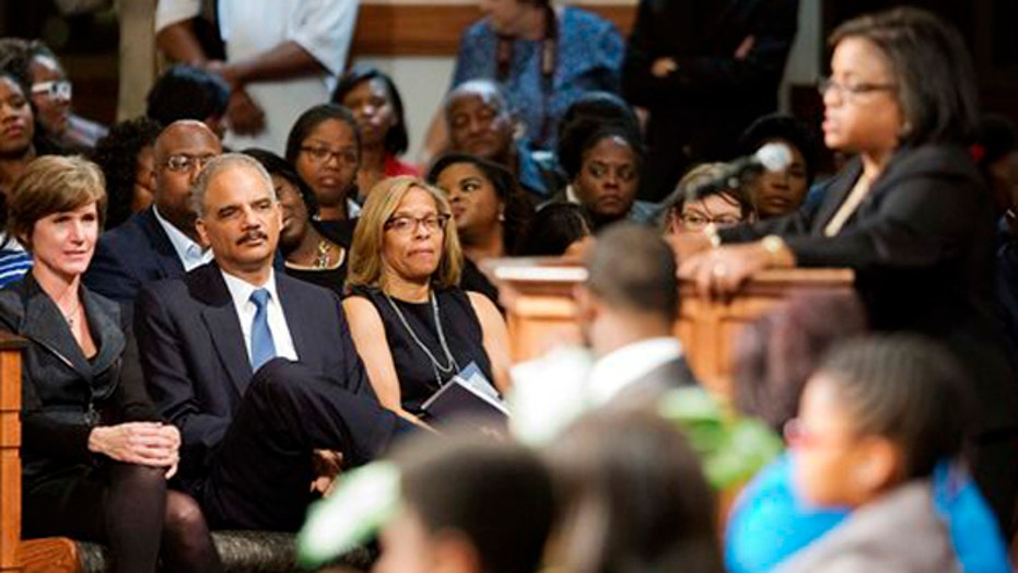 White House looking to capitalize on Ferguson fallout?