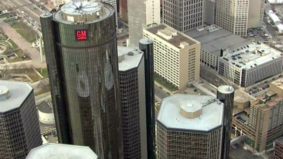 Downtown Detroit hit with widespread power outage