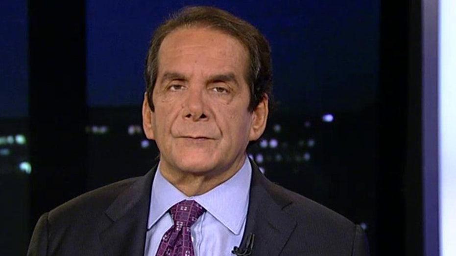 Krauthammer: Republicans Should Wait