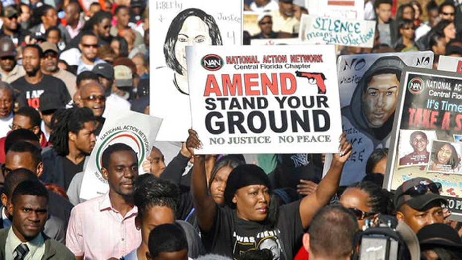 Florida Supreme Court hears 'stand your ground' case