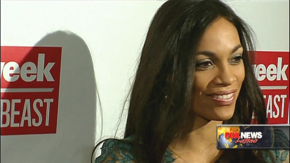 Rosario Dawson adopts a 12-year-old girl