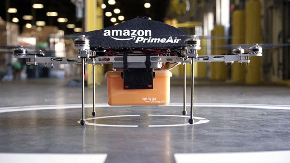 Senate lawmakers to hold hearing on Amazon drones