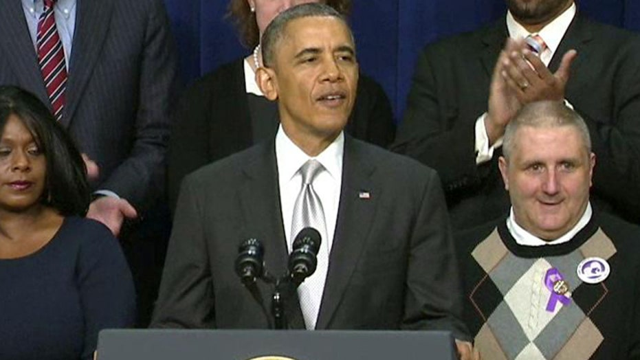 Obama: This law is working, and will work into the future