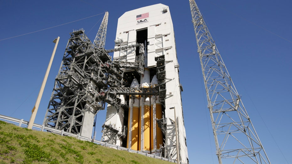 NASA taking first step in quest to send astronauts to Mars