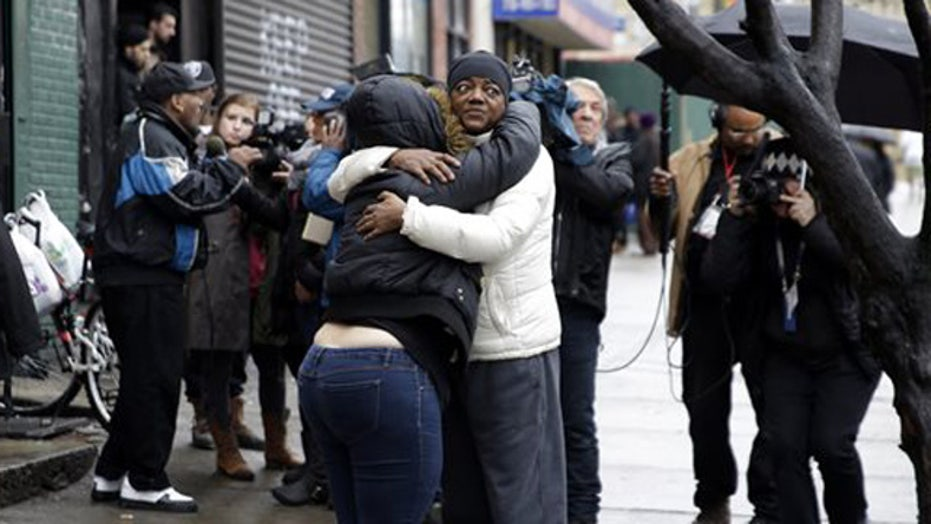 'The Five' react to grand jury decision in chokehold case