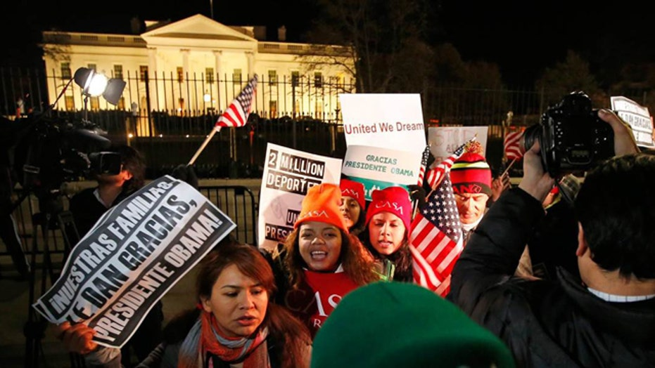 Rep. Luis Gutierrez on if Obama's immigration plan is legal