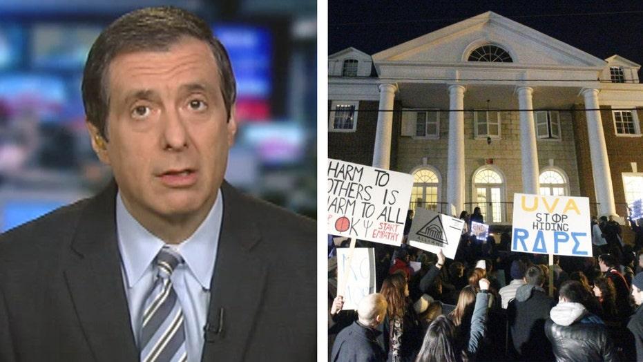 Kurtz: Rolling Stone gang rape story rocks UVA campus