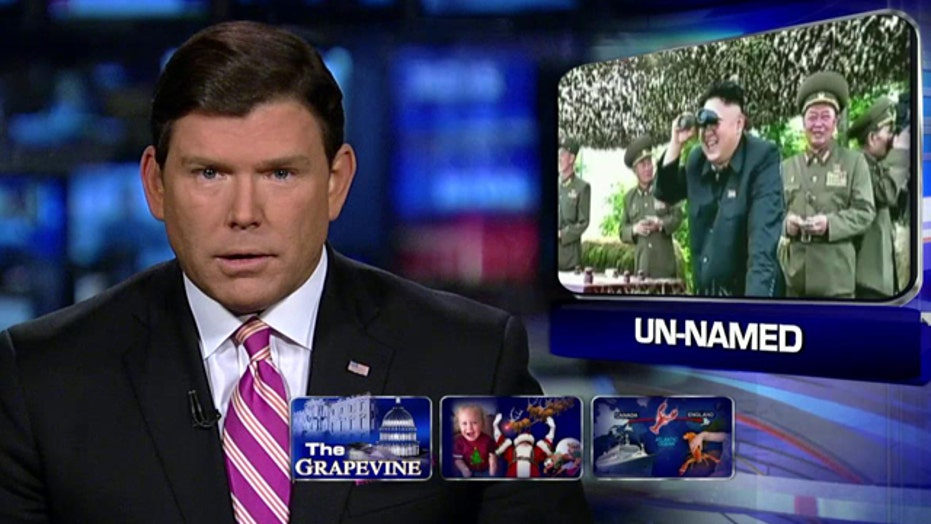 Grapevine: Kim Jong-un wants to be unique