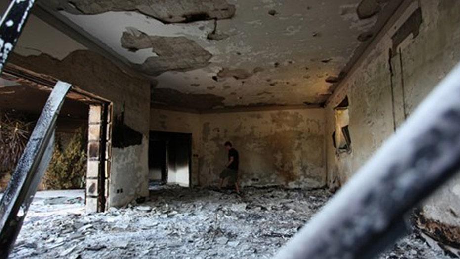 The pushback on Benghazi