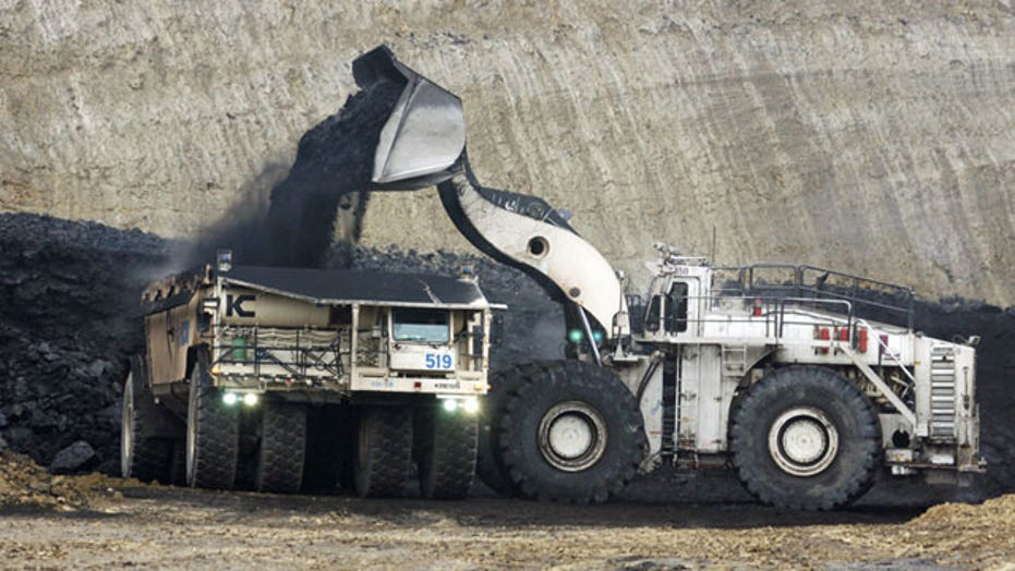 Obama planning to take on coal industry?