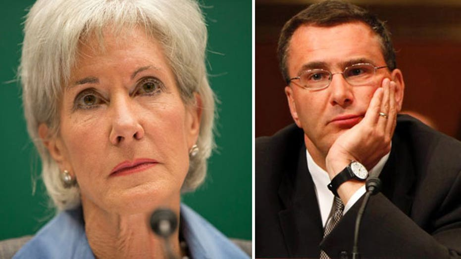 Sebelius: Gruber not the architect of ObamaCare