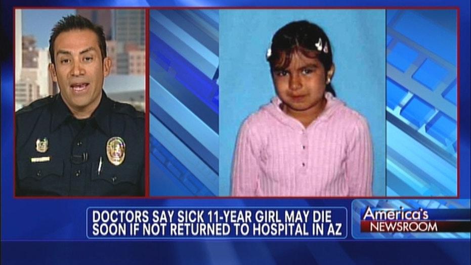 Doctors: Sick 11-Yr-Old May Die If Not Returned