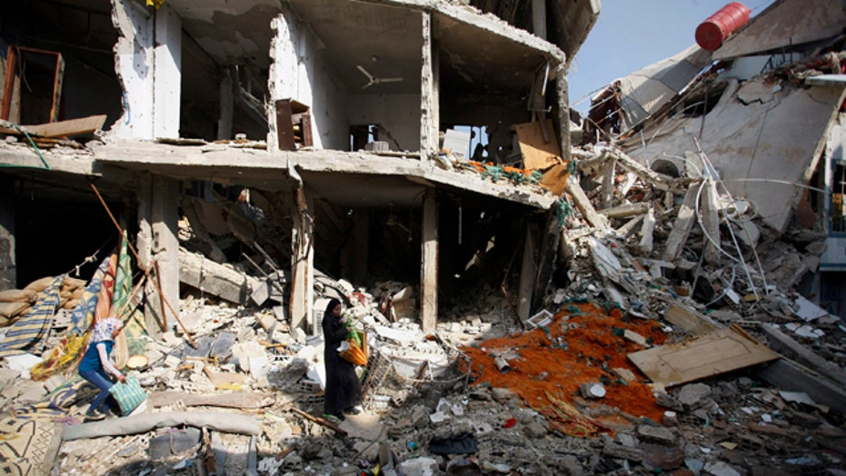 No clear solution to ending Syria's civil war
