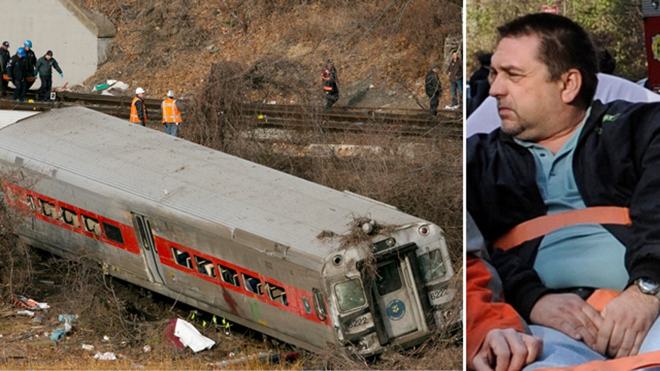 NYC train derailment raises concerns over drowsy driving