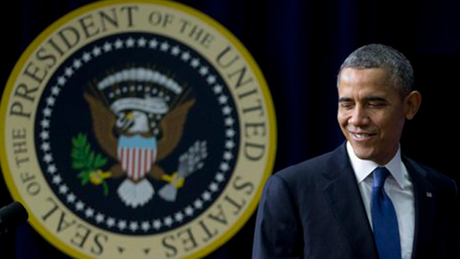 Is Obama becoming too powerful?