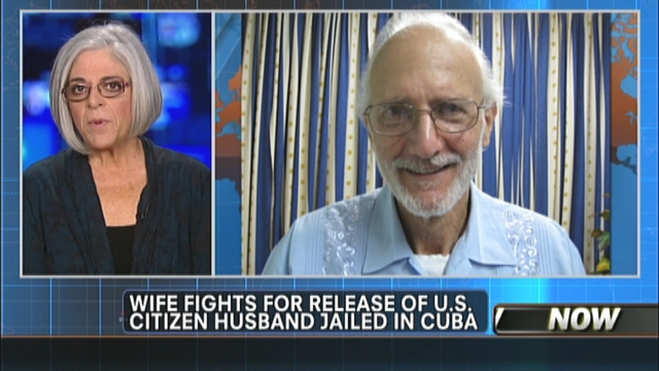 Alan Gross' Wife Fights For Release Of Husband Jailed In Cuba