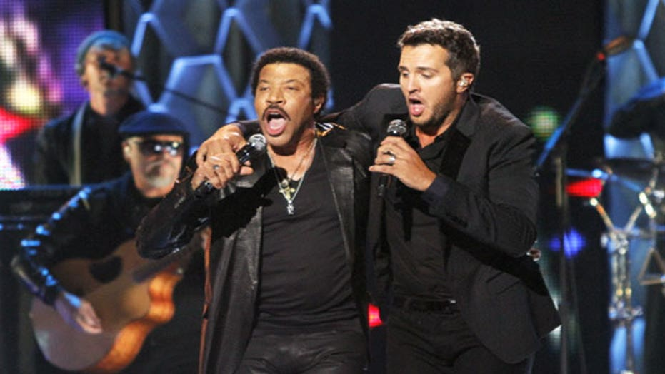 Men ruled country music scene in 2013