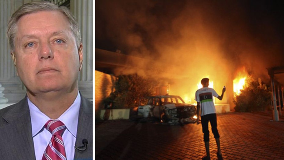 Sen. Graham: House Benghazi report is 'complete garbage'
