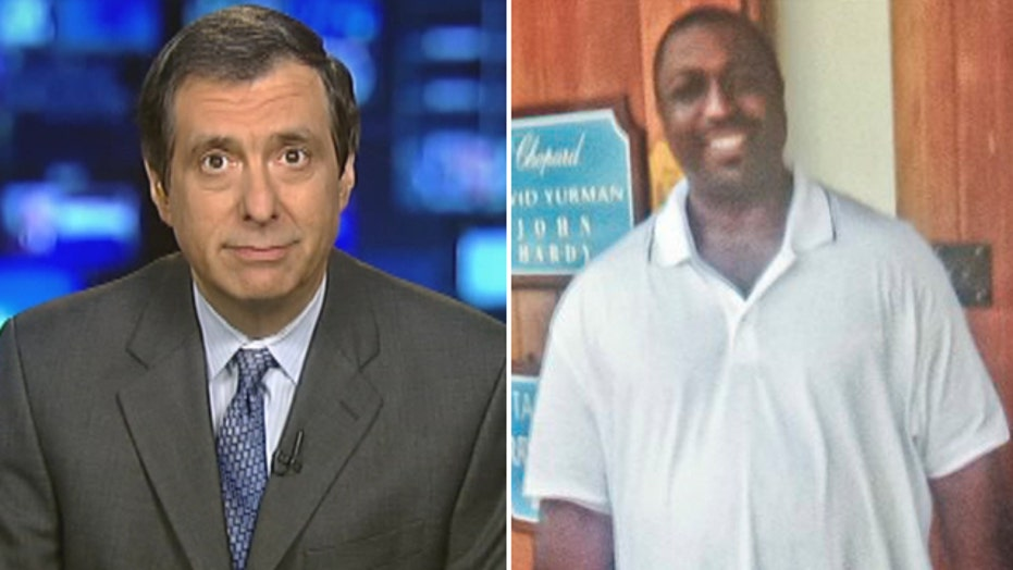 Kurtz: Pundits agree chokehold death was an outrage