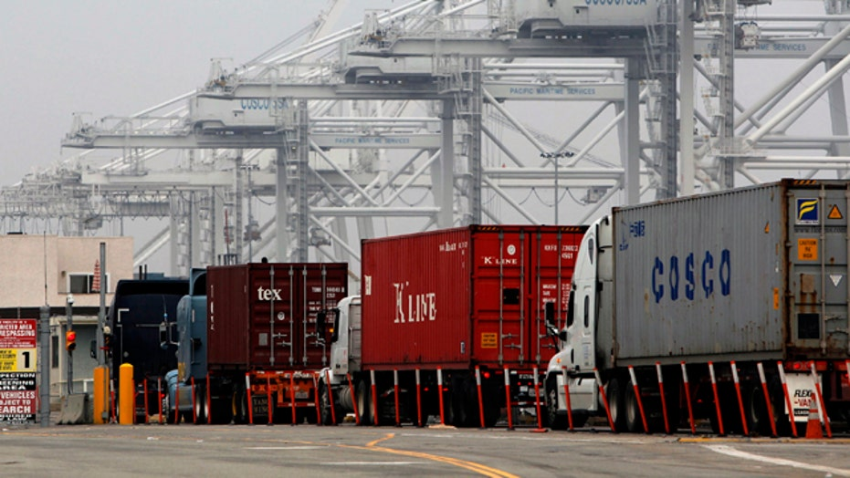 Deal reached to end costly Los Angeles port strike