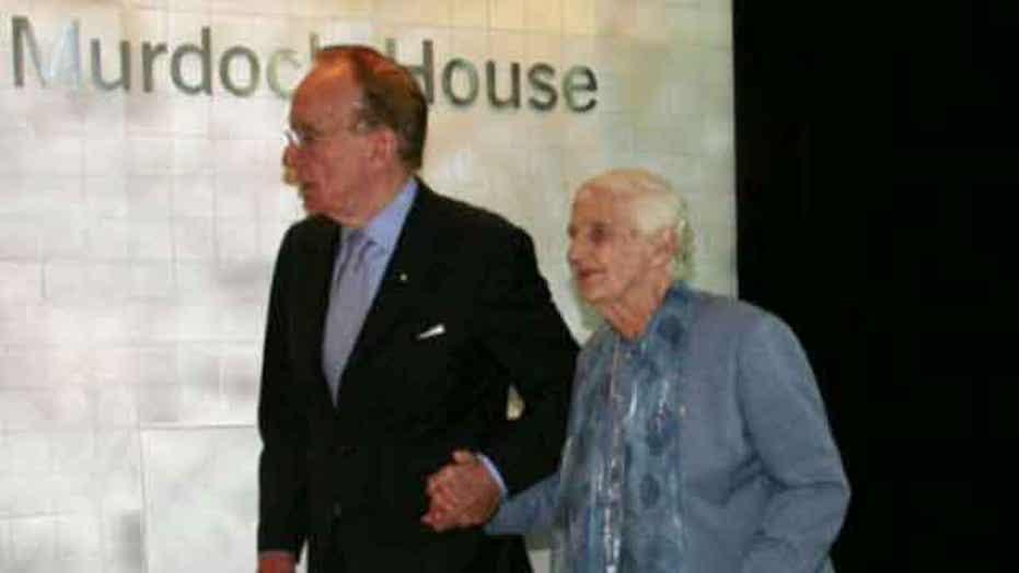 Dame Elisabeth Murdoch dies at age 103