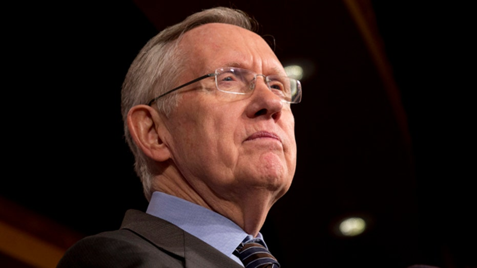 Reid exempts some staff from ObamaCare exchange