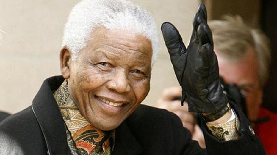 Greta: Mandela, a great man of the world who changed us all