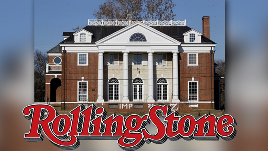 Rolling Stone now says it has doubts about accuser's story
